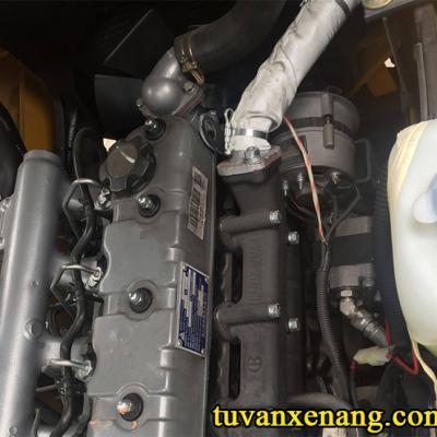 Các loại động cơ sử dụng trên xe nâng 1.5 tấn TEU là động cơ gì?