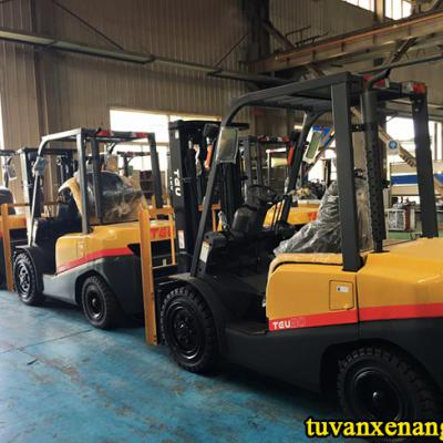 Địa chỉ mua xe nâng hàng ở Vĩnh Phúc giá rẻ – Miễn phí vận chuyển